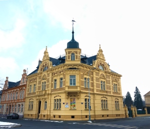 Budova MŠ náměstí Míru
